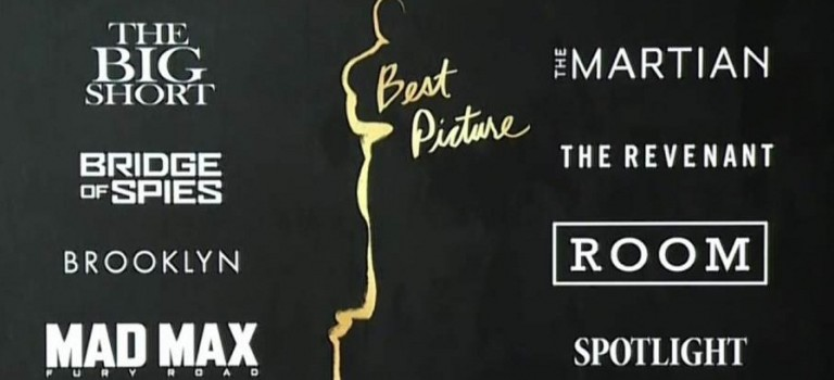 اولین پادکست سینما گپ (بررسی اسکار ۲۰۱۶)
