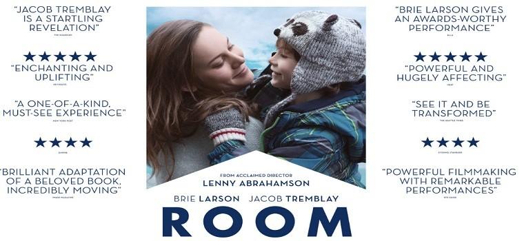 """پادکست نقد و بررسی فیلم """"اتاق"""" Room"""