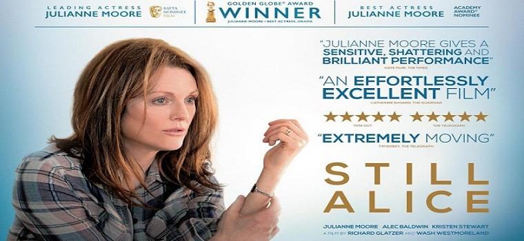 """پادکست نقد و بررسی فیلم """"همچنان آلیس"""" Still Alice"""