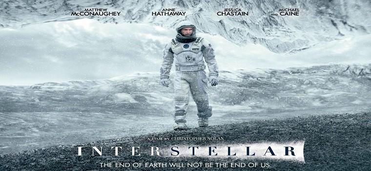 """پادکست نقد و بررسی فیلم """"بین ستاره ای"""" Interstellar"""