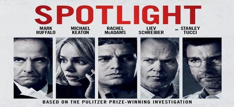 """پادکست نقد و بررسی فیلم """"افشاگر"""" Spotlight"""