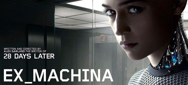 """پادکست نقد و بررسی فیلم """"فرا ماشین"""" Ex Machina"""
