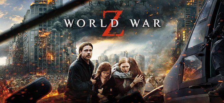 """پادکست نقد و بررسی فیلم """"جنگ جهانی زد"""" World War Z"""