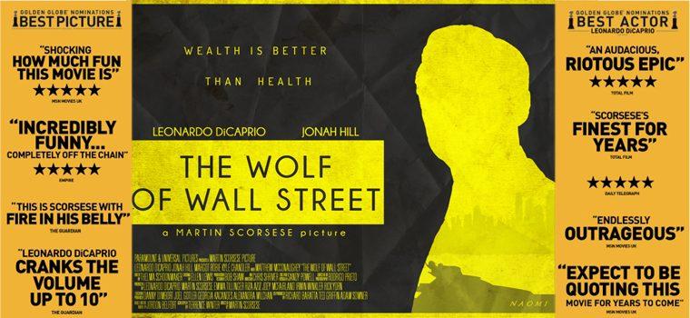"""پادکست نقد و بررسی فیلم """"گرگ وال استریت"""" Wolf of wall street"""