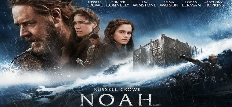 """پادکست نقد و بررسی فیلم """"نوح"""" Noah"""