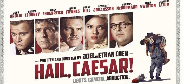 """پادکست نقد و بررسی فیلم """"زنده باد سزار"""" Hail, Caesar"""