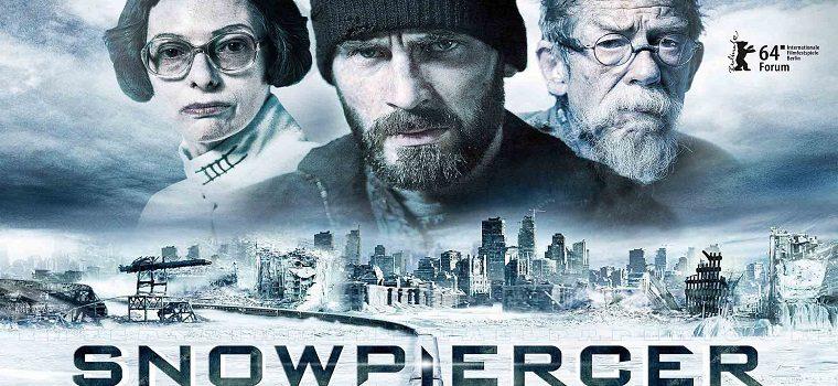 """پادکست نقد و بررسی فیلم """"برف شکن"""" Snowpiercer"""