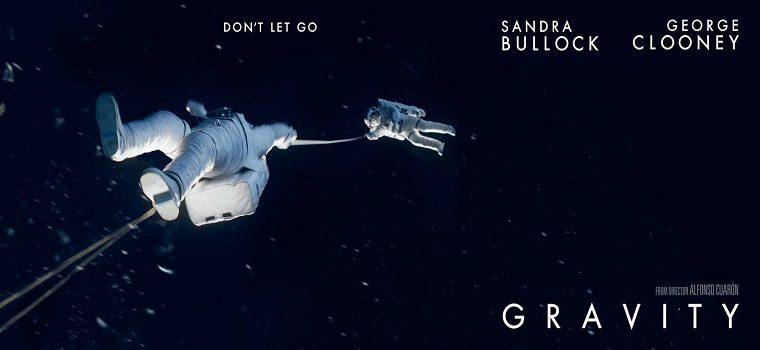 """پادکست نقد و بررسی فیلم """"جاذبه"""" Gravity"""
