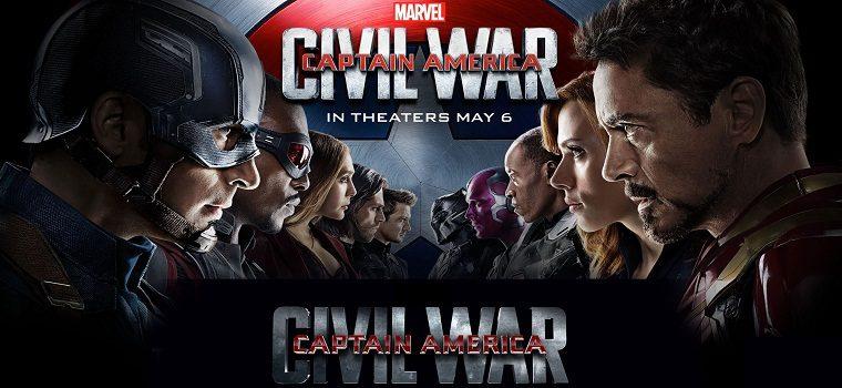 """پادکست نقد و بررسی فیلم""""کاپیتان آمریکا: جنگ داخلی"""" Captain America: Civil War"""