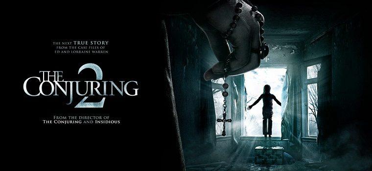 """پادکست نقد و بررسی فیلم """"احضار ۲"""" Conjuring 2"""