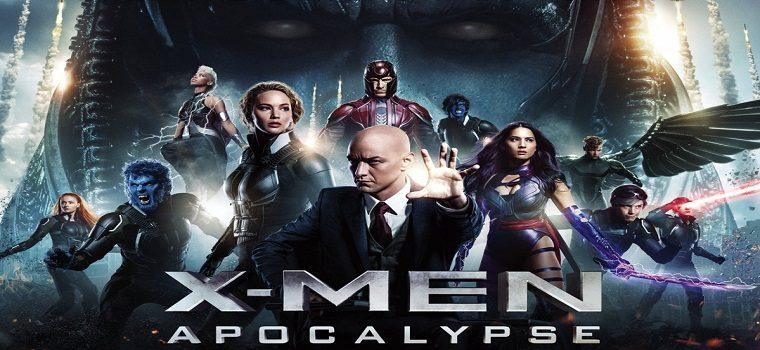 """پادکست نقد و بررسی فیلم """"افراد ایکس: آخرالزمان"""" X-men Apocalypse"""