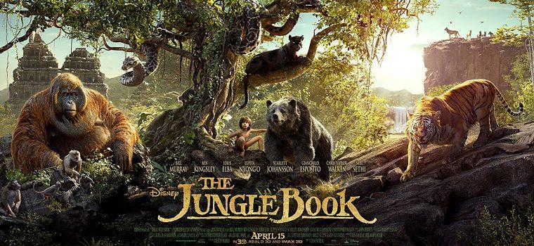 """پادکست نقد و بررسی فیلم """"کتاب جنگل"""" The Jungle Book"""
