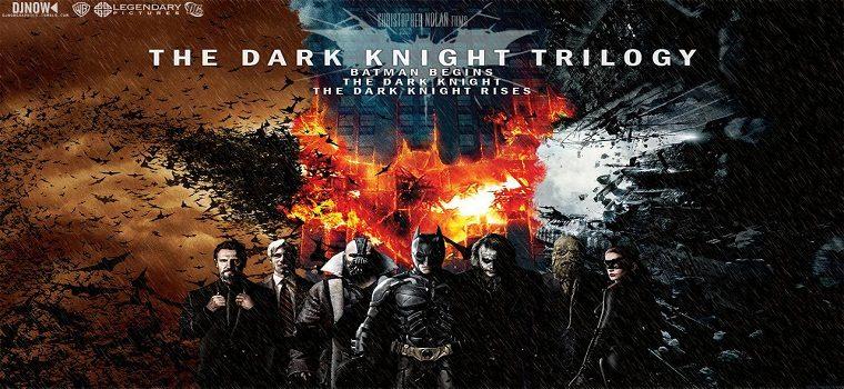 پادکست نقد و بررسی سه گانه شوالیه تاریکی Dark knight Trilogy