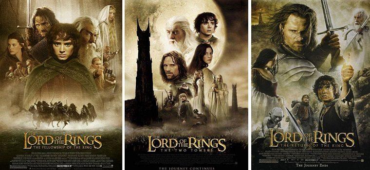 "ویژه برنامه ی سینماگپ – بررسی سه گانه ی ""ارباب حلقه ها"" Lord of the Rings Trilogy"