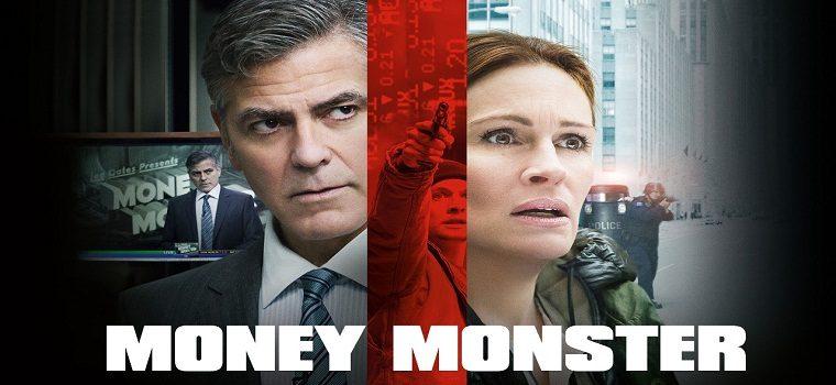 """پادکست نقد و بررسی فیلم """"هیولای پول"""" Money Monster"""