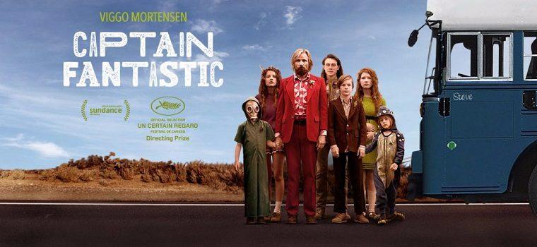 پادکست فیلم کاپیتان خارق العاده Captain Fantastic