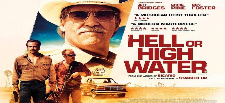 """پادکست فیلم """"اگه از آسمون سنگ بباره"""" Hell or High Water"""