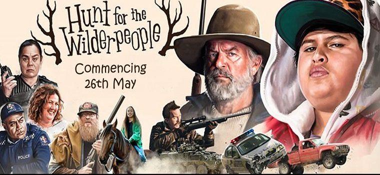 """پادکست فیلم """"شکار انسان های سرگردان"""" Hunt for the Wilder people"""