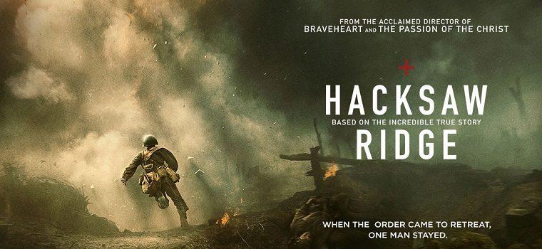 """پادکست فیلم """"ستیغ اره ای"""" Hacksaw Ridge"""
