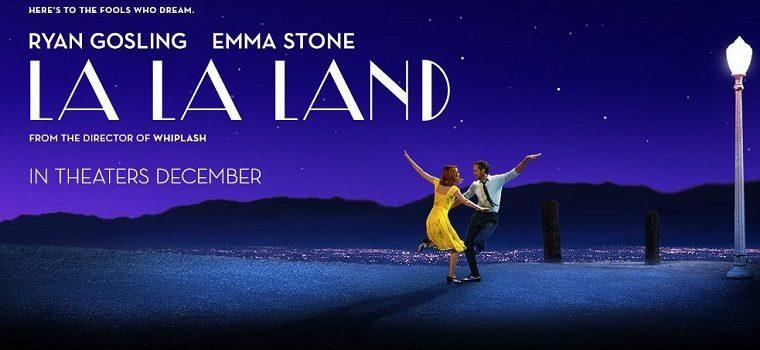 """پادکست نقد و بررسی فیلم """"شهر رویاها"""" La La Land"""