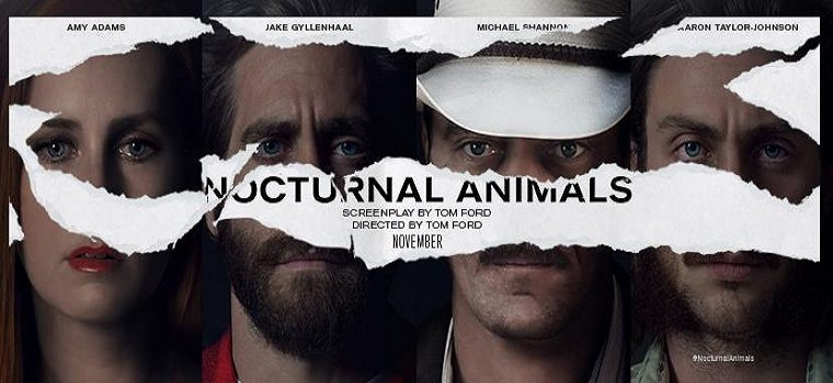 """پادکست نقد و بررسی فیلم """"حیوانات شبگرد"""" Nocturnal Animals"""