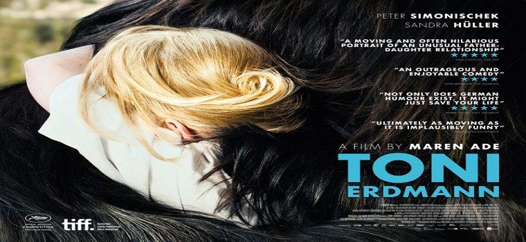 """پادکست نقد و بررسی فیلم """"تونی اردمن"""" Toni Erdmann"""