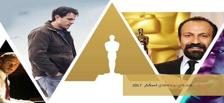 پادکست بررسی هشتاد و نهمین دوره اسکار ۲۰۱۷ (Oscar)