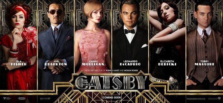 """پادکست نقد و بررسی فیلم """"گتسبی بزرگ"""" The Great Gatsby"""