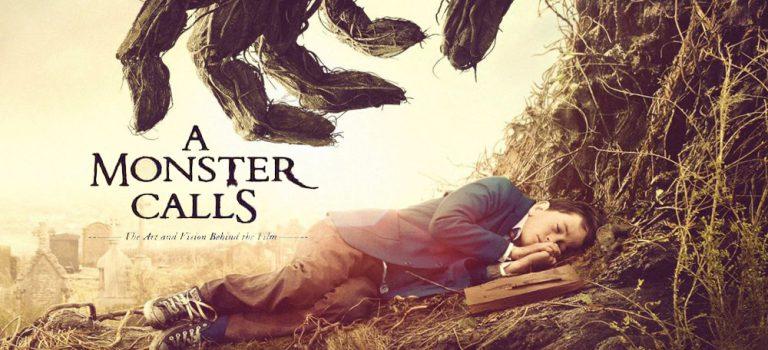 """پادکست نقد و بررسی فیلم """"هیولا فرا می خواند"""" A Monster Calls"""