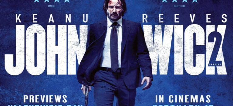 """پادکست نقد و بررسی فیلم """"جان ویک: قسمت ۲"""" John Wick: Chapter 2"""