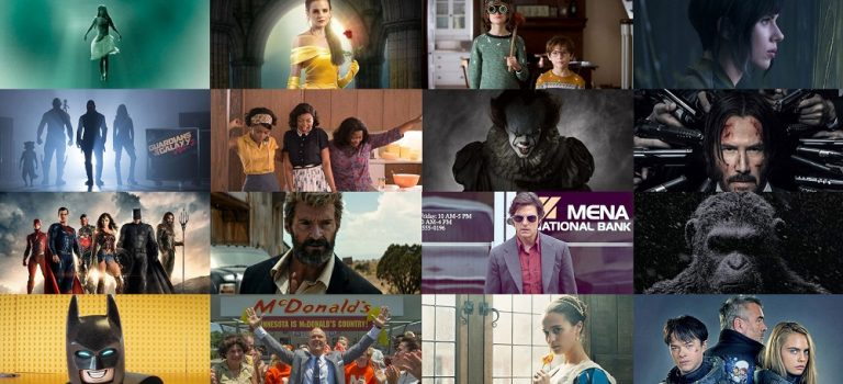 ویژه برنامه موردانتظارترین فیلمهای نیمه دوم ۲۰۱۷