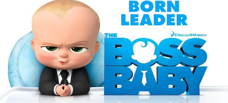 """پادکست نقد و بررسی انیمیشن """"بچه رئیس"""" Boss Baby"""