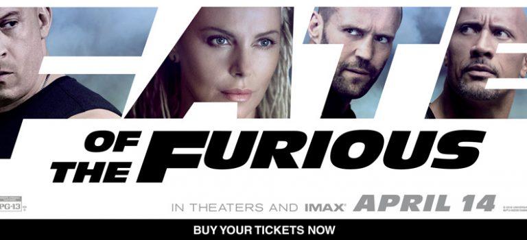 """پادکست نقد و بررسی فیلم """"سرنوشت خشمگین"""" Fate of the Furious"""