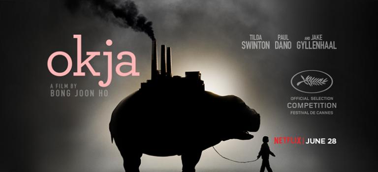 """پادکست نقد و بررسی فیلم """"اوکجا"""" Okja"""