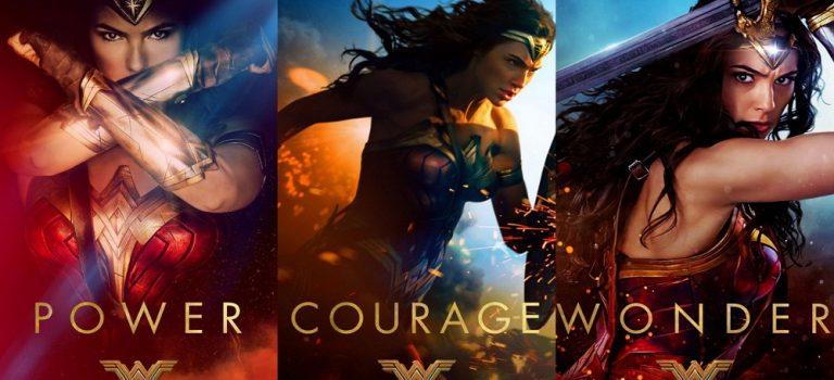 """پادکست نقد و بررسی فیلم """"زن شگفت انگیز"""" Wonder Woman"""