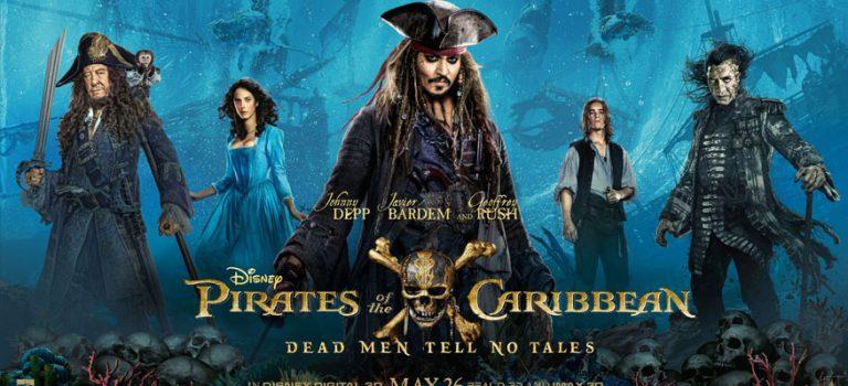 پادکست نقد و بررسی سری فیلمهای دزدان دریایی کارائیب با نگاهی به آخرین فیلم