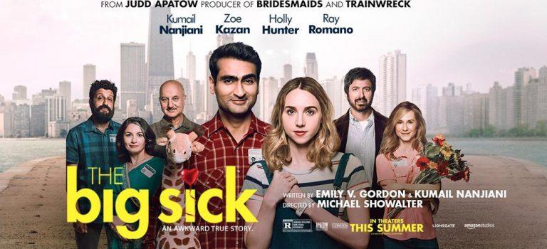 """پادکست نقد و بررسی فیلم """"بیماری بزرگ"""" Big Sick"""
