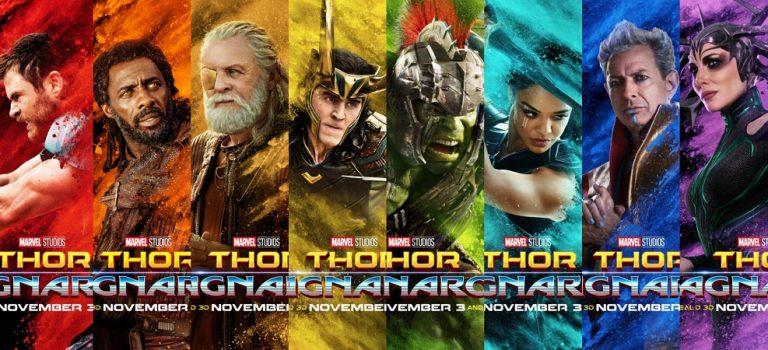"""پادکست نقد و بررسی فیلم """"ثور: رگناروک"""" Thor: Ragnarok"""