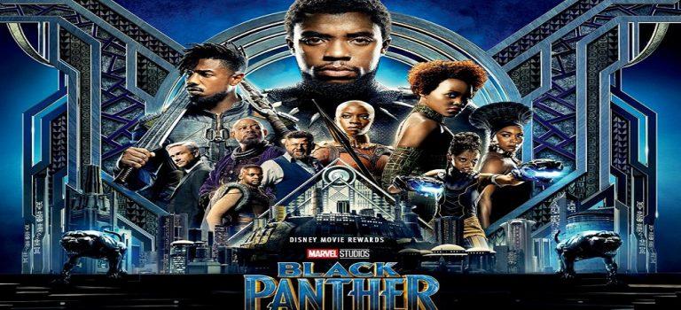 """پادکست نقد و بررسی فیلم """"پلنگ سیاه"""" Black Panther"""