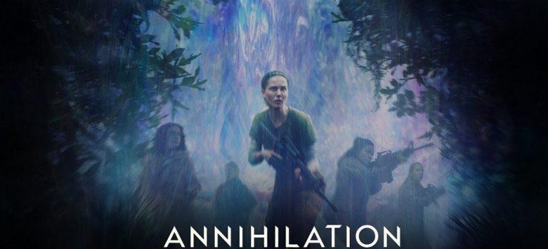"""پادکست نقد و بررسی فیلم """"نابودی"""" Annihilation"""