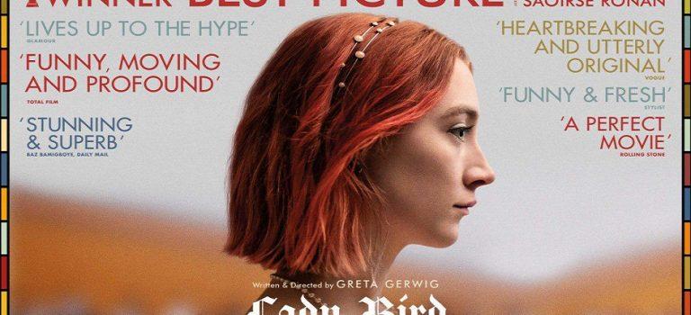 """پادکست نقد و بررسی فیلم """"لیدی برد"""" Lady Bird"""