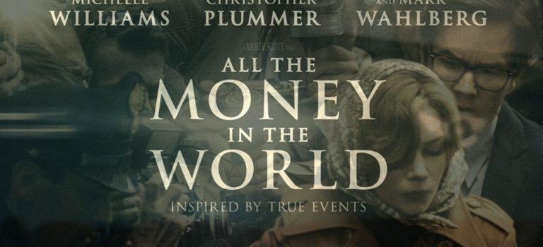 """پادکست نقد و بررسی فیلم """"تمام پول های دنیا"""" All the Money in the World"""