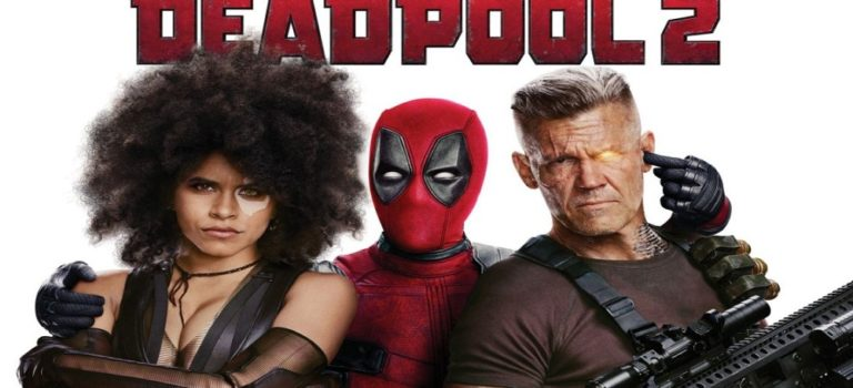 """پادکست نقد و بررسی فیلم """"ددپول ۲"""" Deadpool 2"""