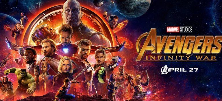 """پادکست نقد و بررسی فیلم """"انتقام جویان: نبرد بی نهایت"""" Avengers: Infinity War"""