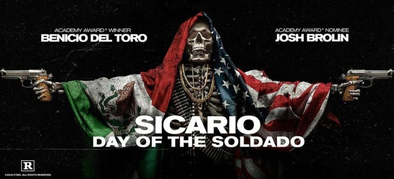 """پادکست نقد و بررسی فیلم """"سیکاریو: روز سولدادو"""" Sicario: Day of the Soldado"""
