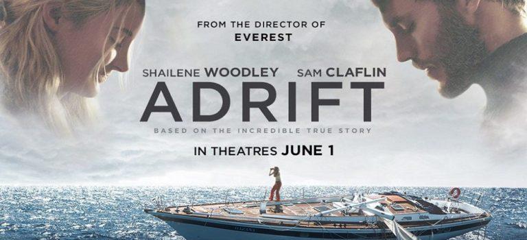 """پادکست نقد و بررسی فیلم """"سرگردان"""" Adrift"""
