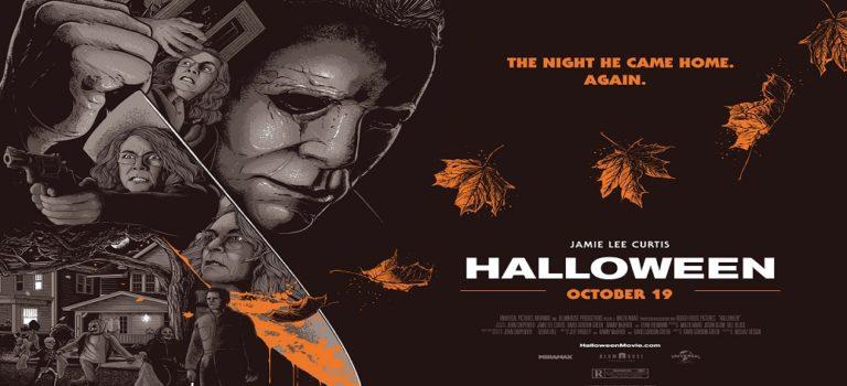 """پادکست نقد و بررسی فیلم """"هالووین"""" Halloween 2018"""