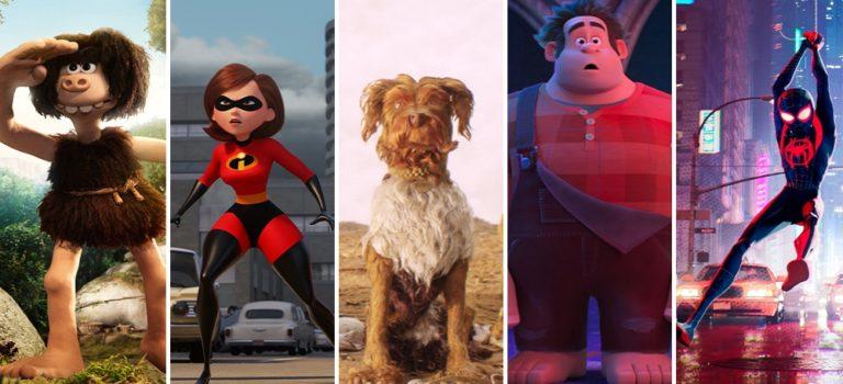 ویژه برنامه نقد و بررسی بهترین انیمیشن های ۲۰۱۸