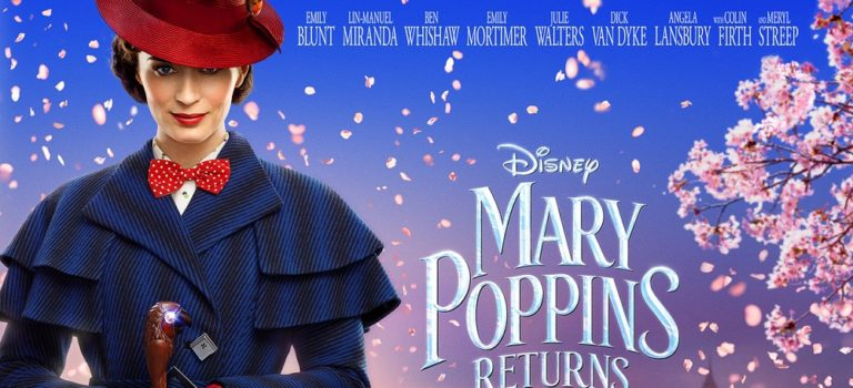 """پادکست نقد و بررسی فیلم """"بازگشت مری پاپینز"""" Mary Poppins Return"""