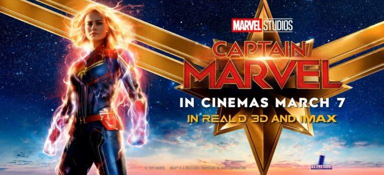"""پادکست نقد و بررسی فیلم """"کاپیتان مارول"""" Captain Marvel"""